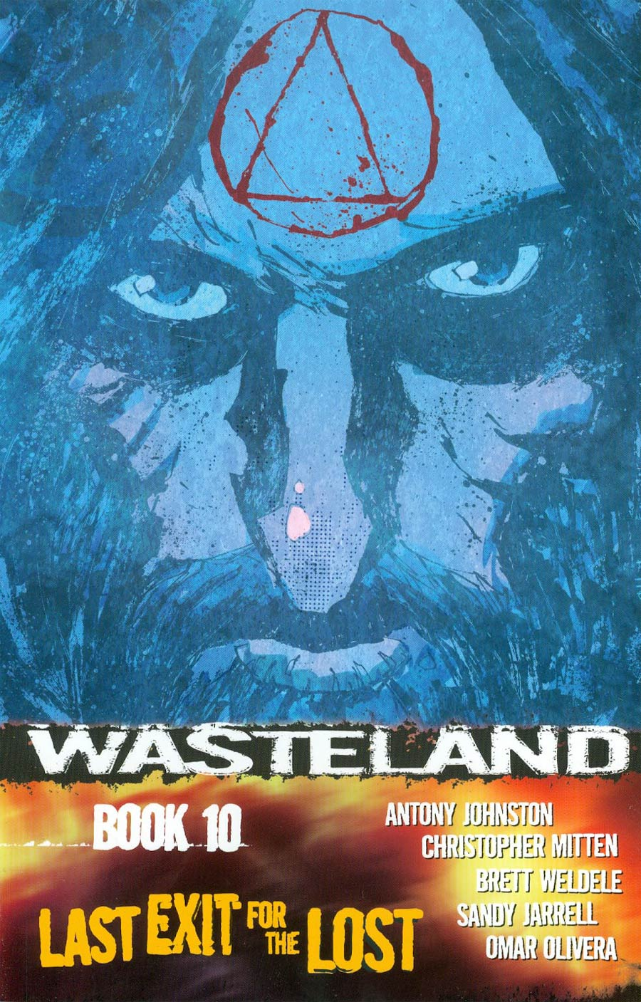 Wasteland Book 10 Last Exit For The Lost TP