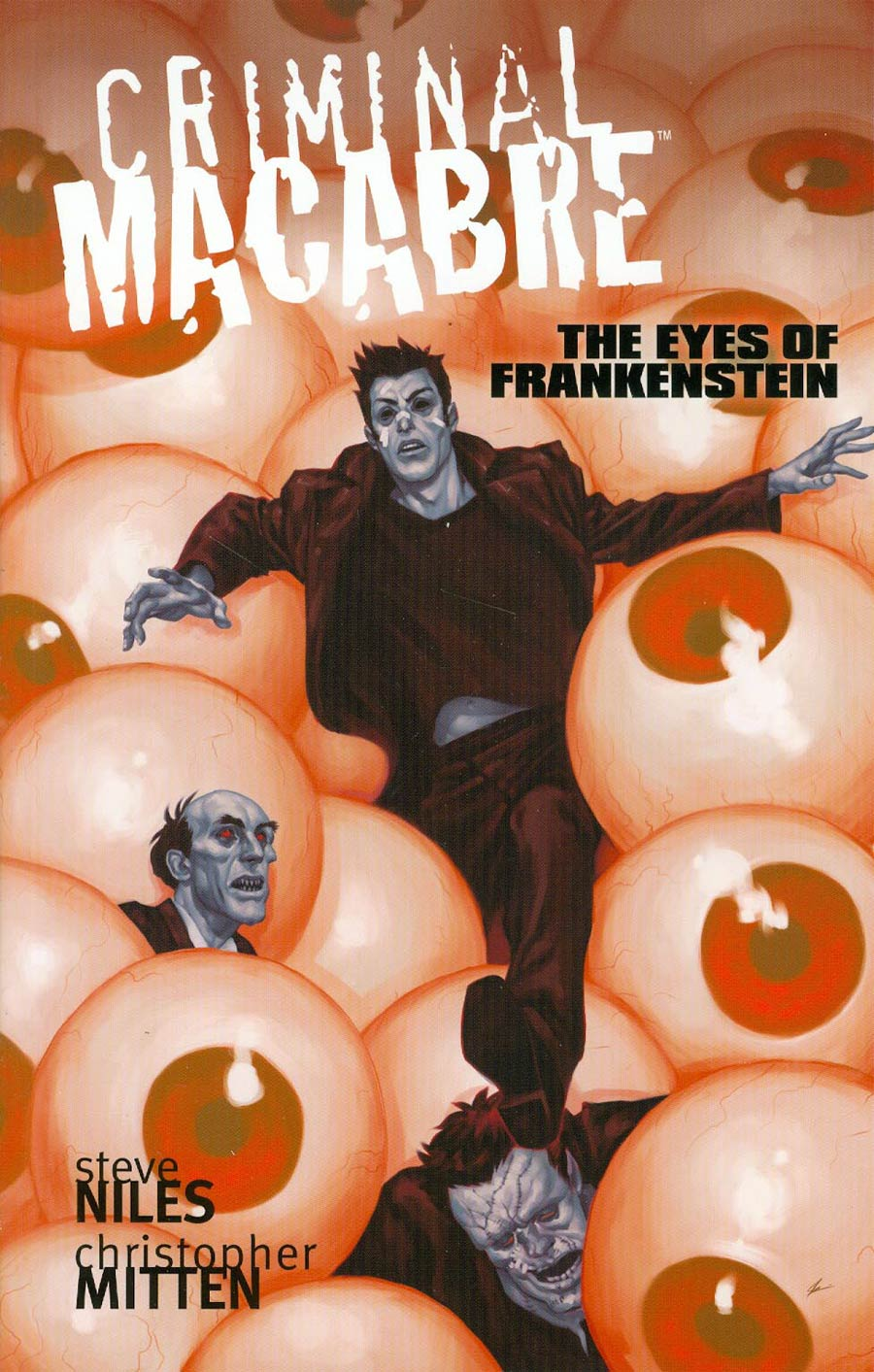 Criminal Macabre Eyes Of Frankenstein TP
