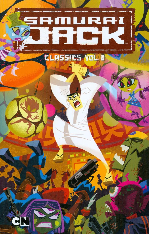 Samurai Jack Classics Vol 2 TP