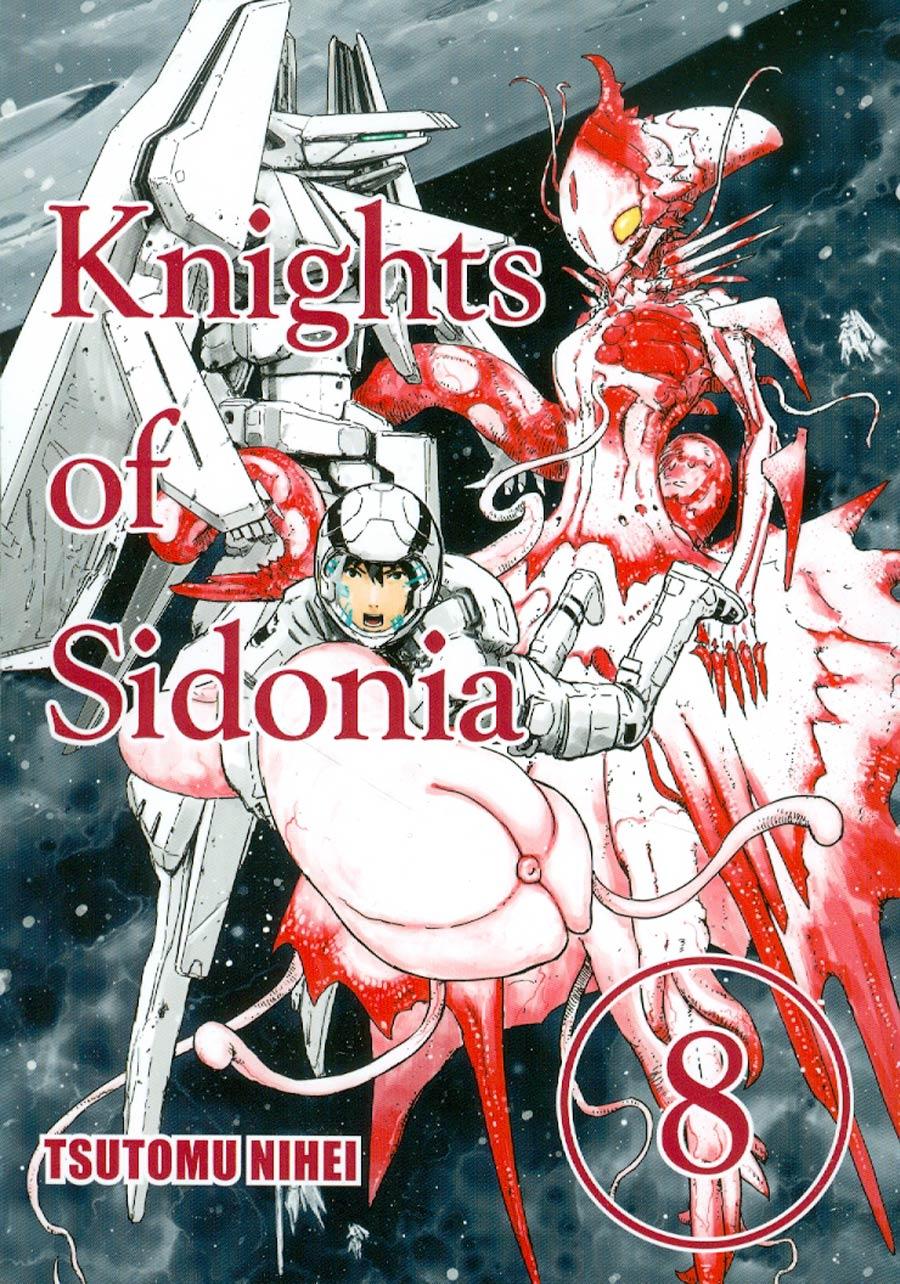 Knights Of Sidonia Vol 8 GN