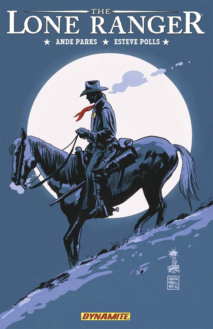 Lone Ranger Vol 7 Back East TP
