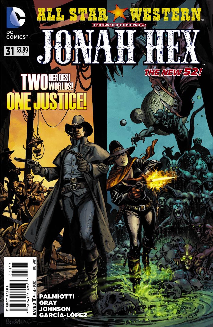 All Star Western Vol 3 #31