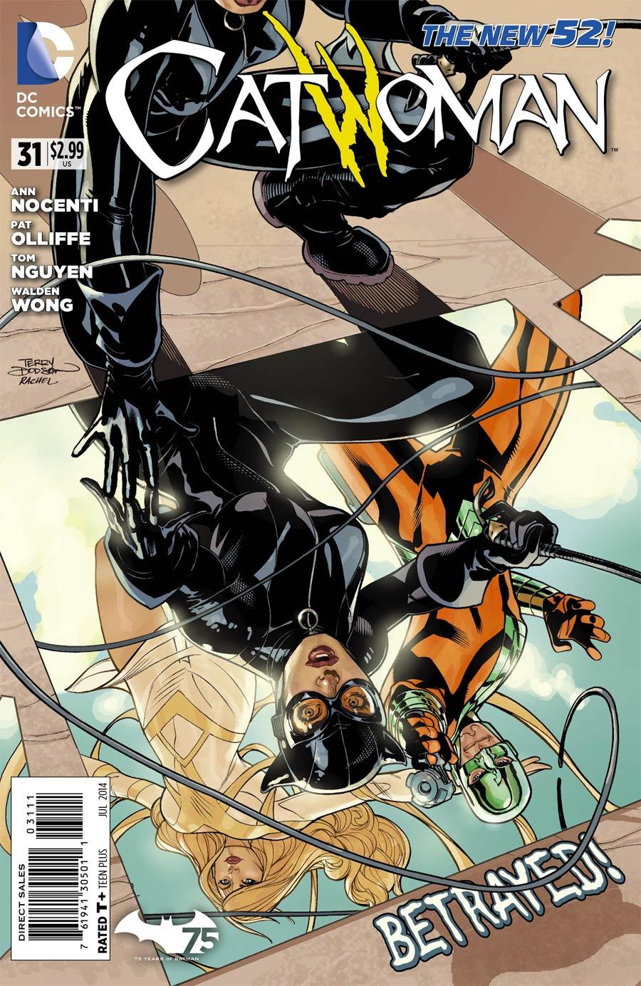 Catwoman Vol 4 #31