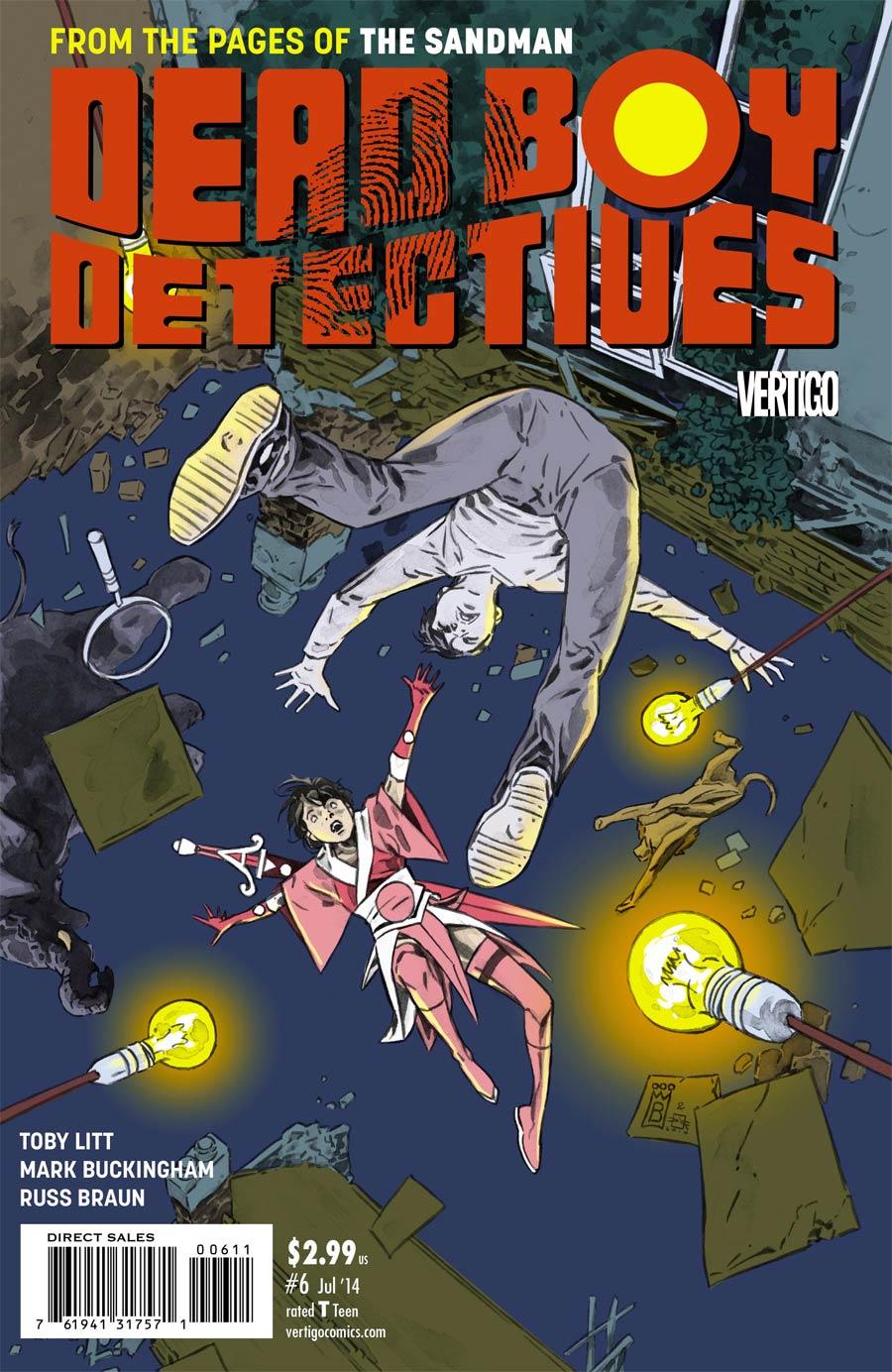 Dead Boy Detectives #6