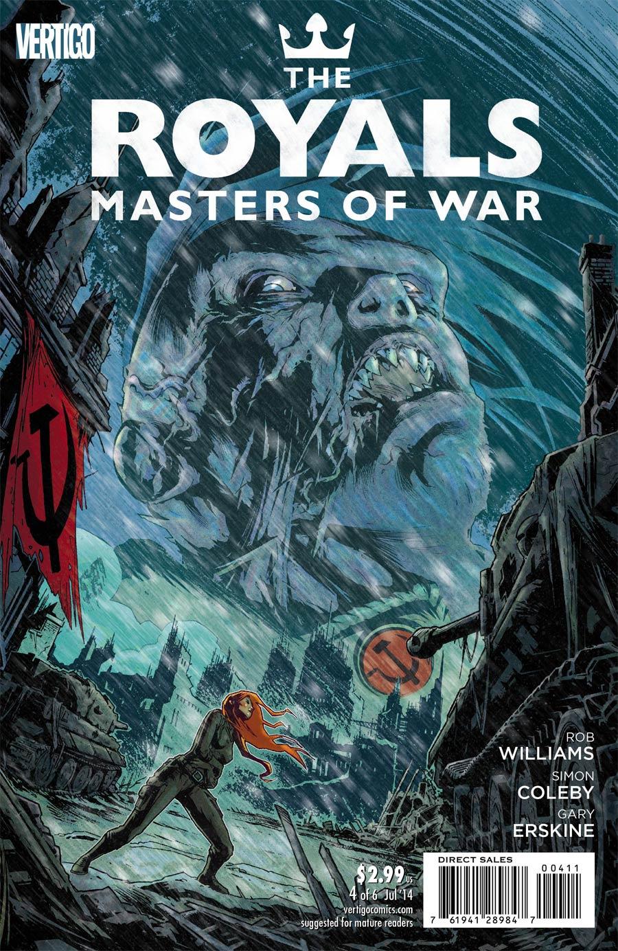 Royals Masters Of War #4