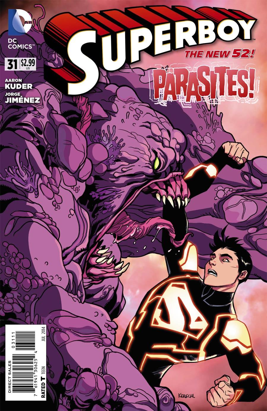 Superboy Vol 5 #31