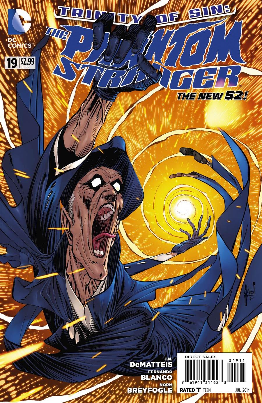 Trinity Of Sin Phantom Stranger #19