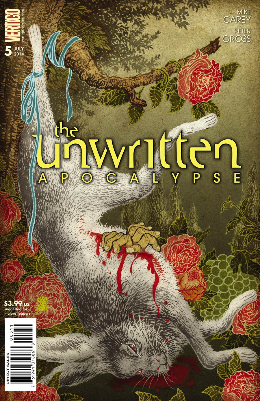 Unwritten Vol 2 Apocalypse #5