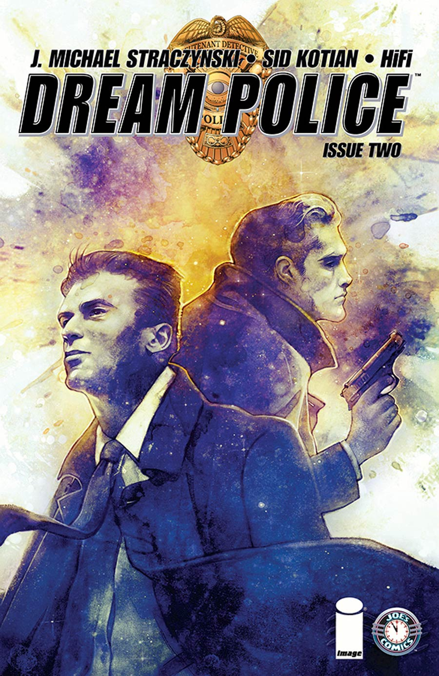 Dream Police #2 Cover B Anna Dittman