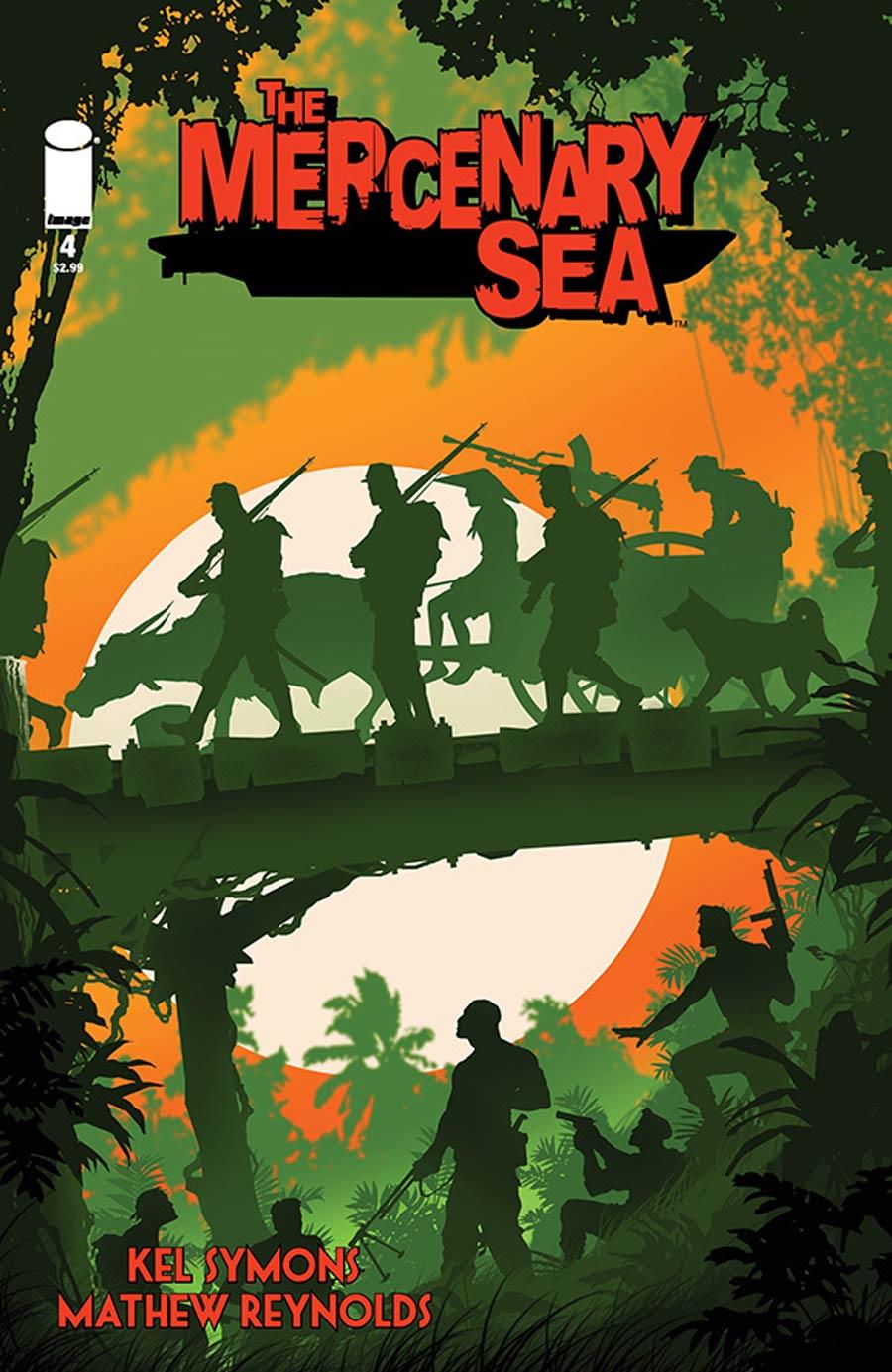 Mercenary Sea #4
