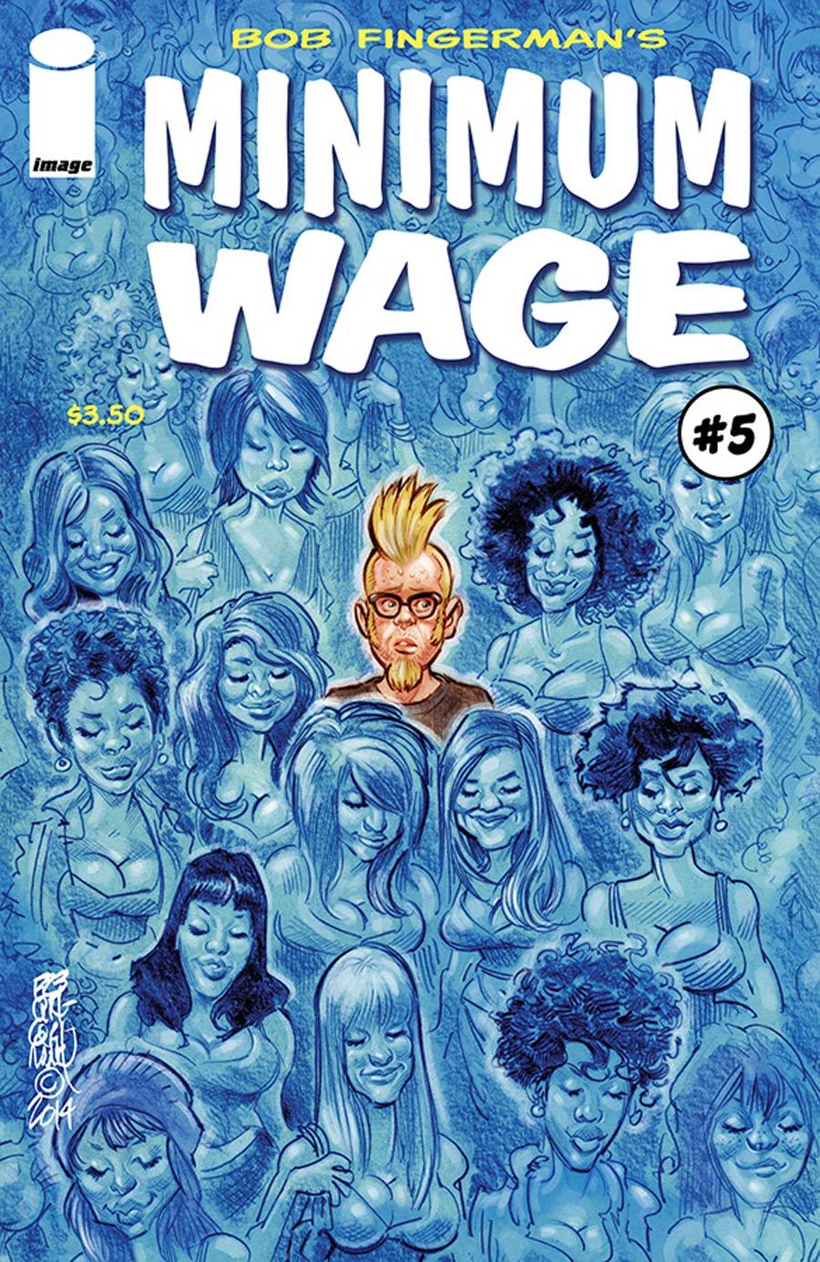 Minimum Wage Vol 3 #5