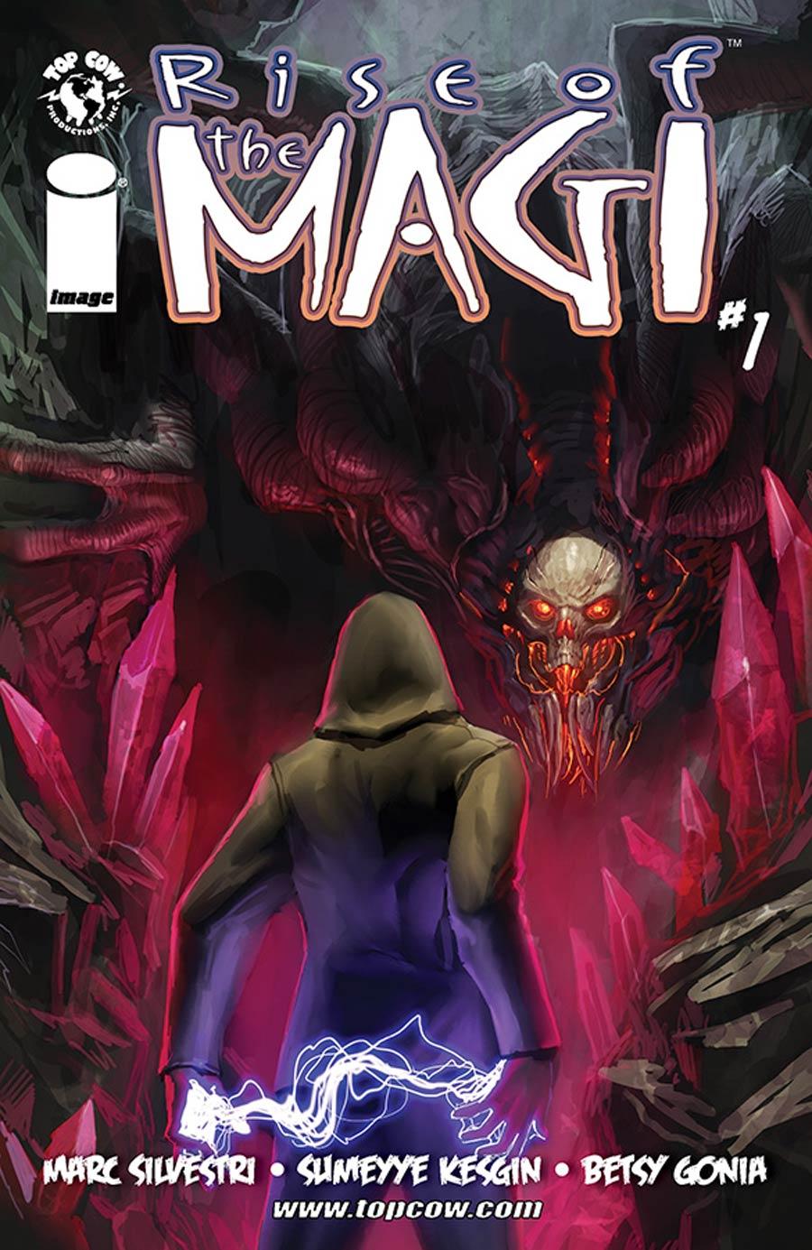 Rise Of The Magi #1 Cover B Regular Stjepan Sejic Cover