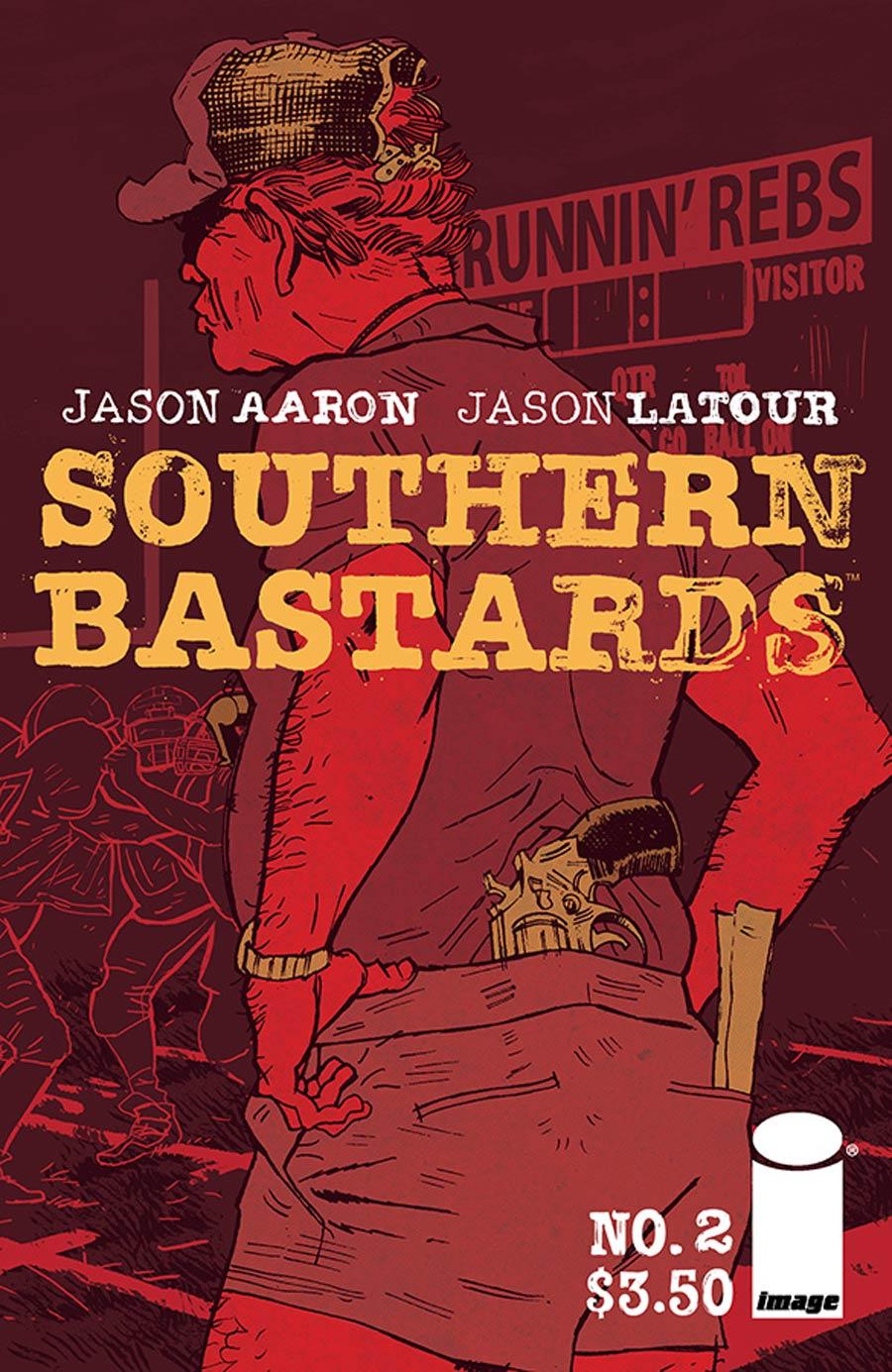 Southern Bastards #2 Cover A 1st Ptg Regular Jason Latour Cover