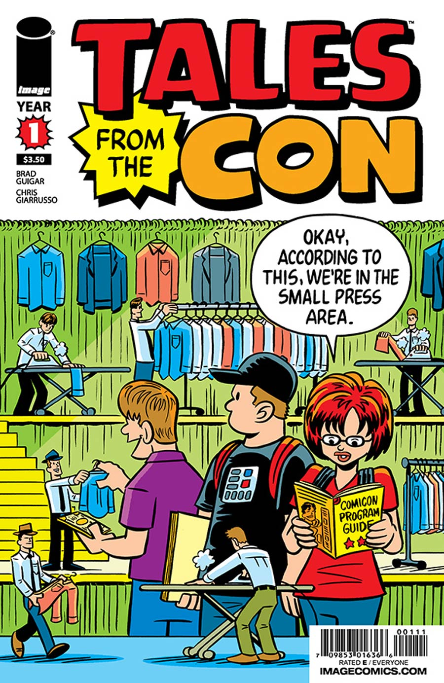 Tales From The Con Year One