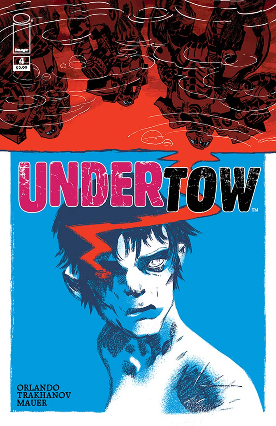 Undertow #4 Cover A Artyom Trakhanov