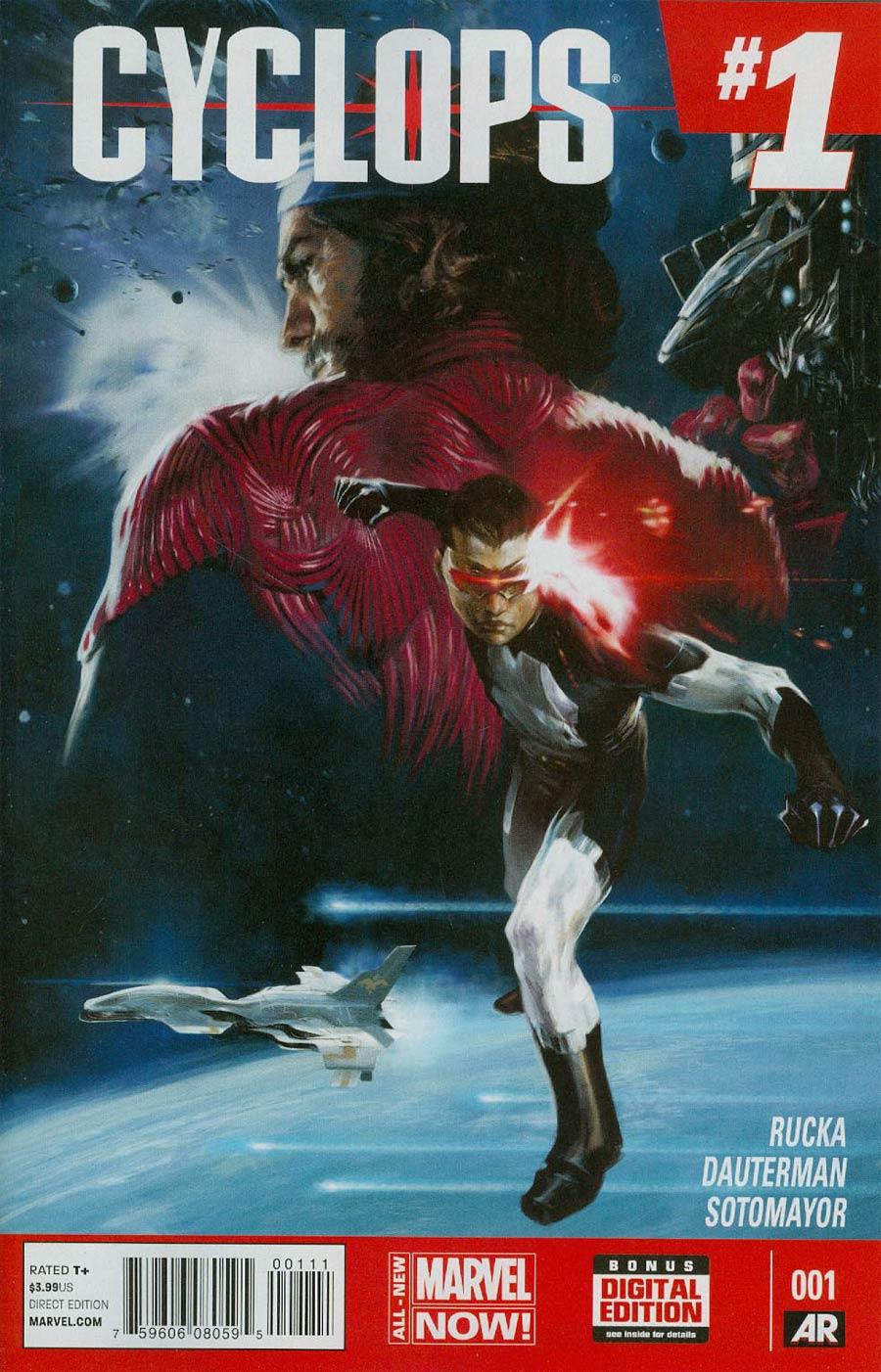 Cyclops Vol 2 #1 Cover A Regular Alexander Lozano Cover