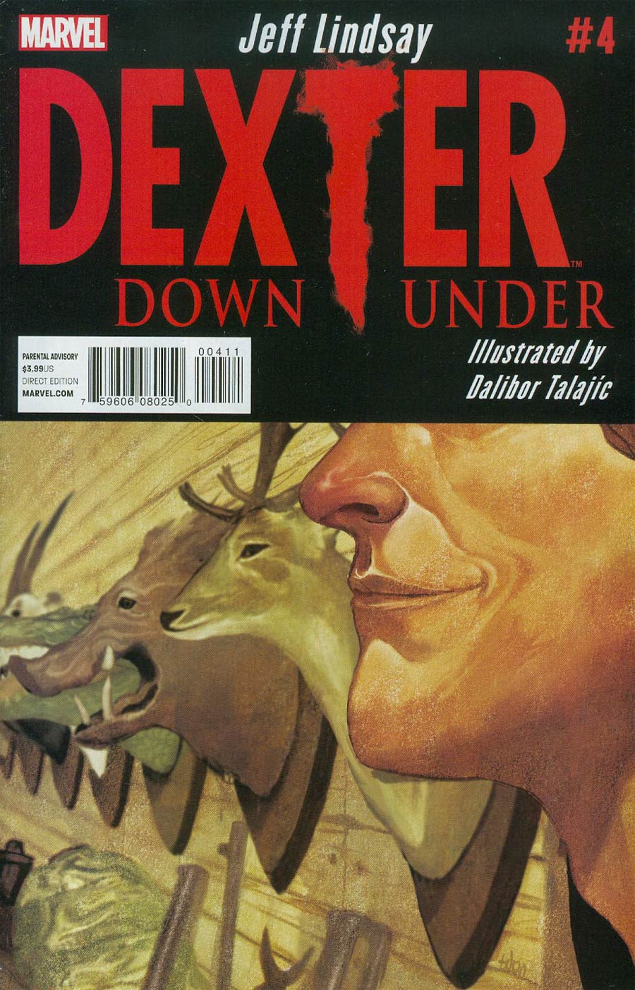 Dexter Down Under #4