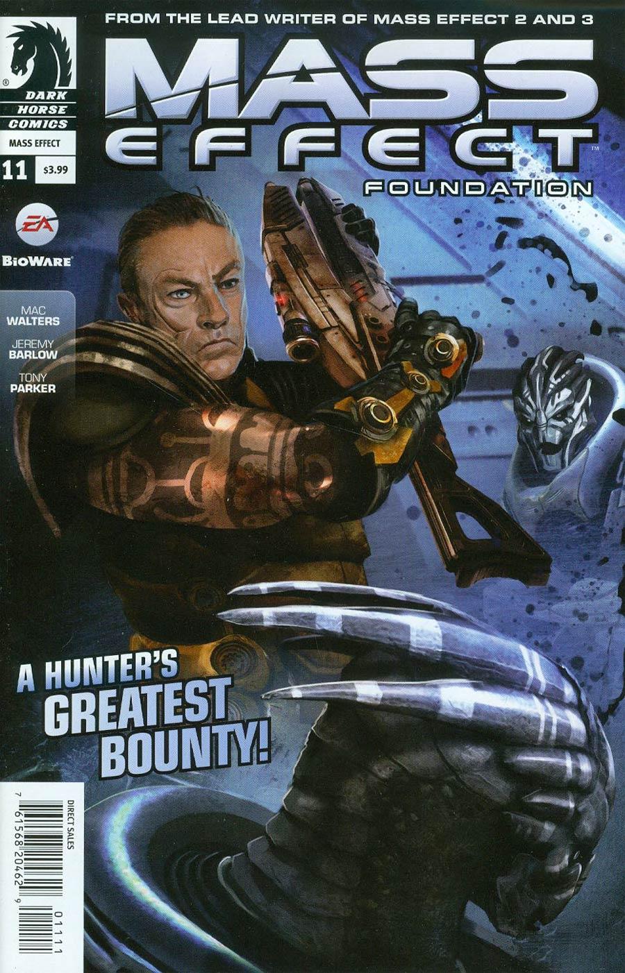 Mass Effect Foundation #11