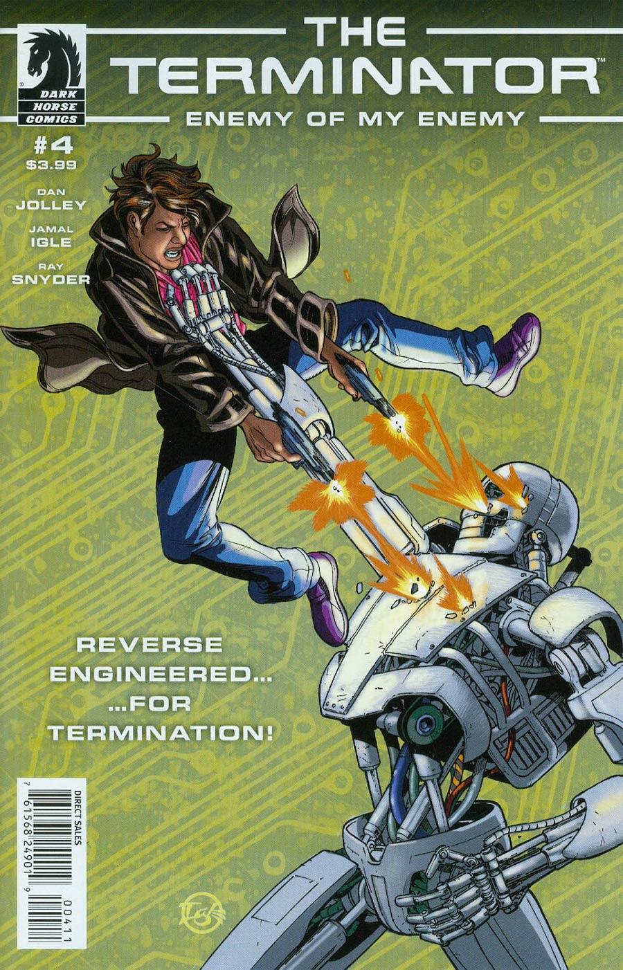 Terminator Enemy Of My Enemy #4