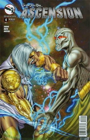 Grimm Fairy Tales Presents Ascension #4 Cover B Marat Mychaels