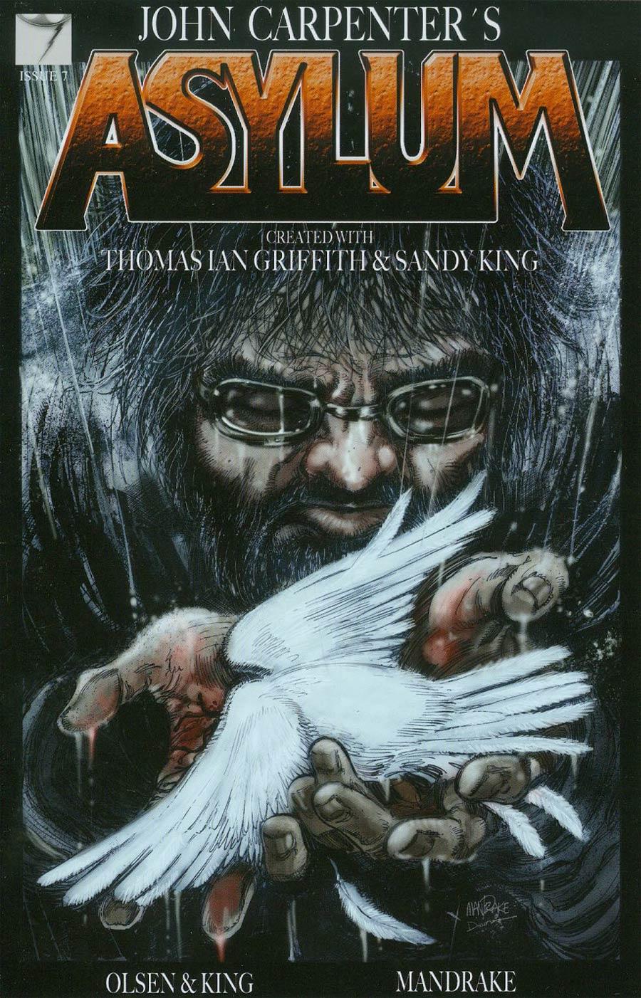 John Carpenters Asylum #7