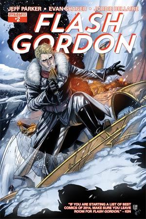 Flash Gordon Vol 7 #2 Cover A Regular Marc Laming Cover