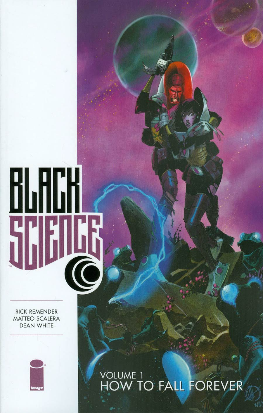 Black Science Vol 1 How To Fall Forever TP