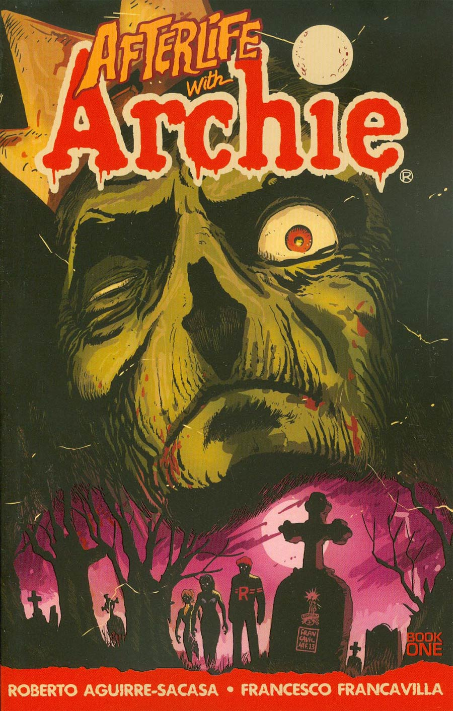 Afterlife With Archie Vol 1 Escape From Riverdale TP Book Market Edition