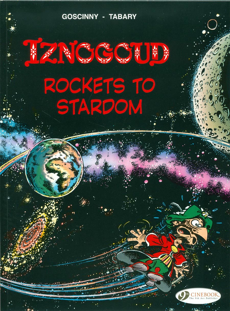 Iznogoud Vol 8 Rockets To Stardom GN