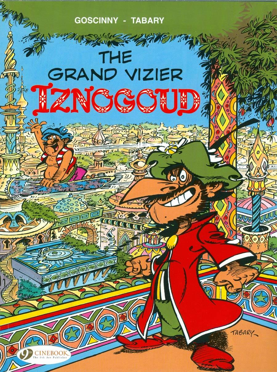 Iznogoud Vol 9 Grand Vizier Iznogoud GN