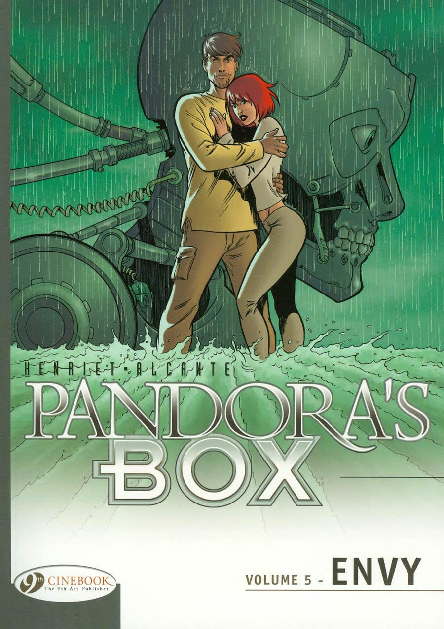 Pandoras Box Vol 5 Envy GN