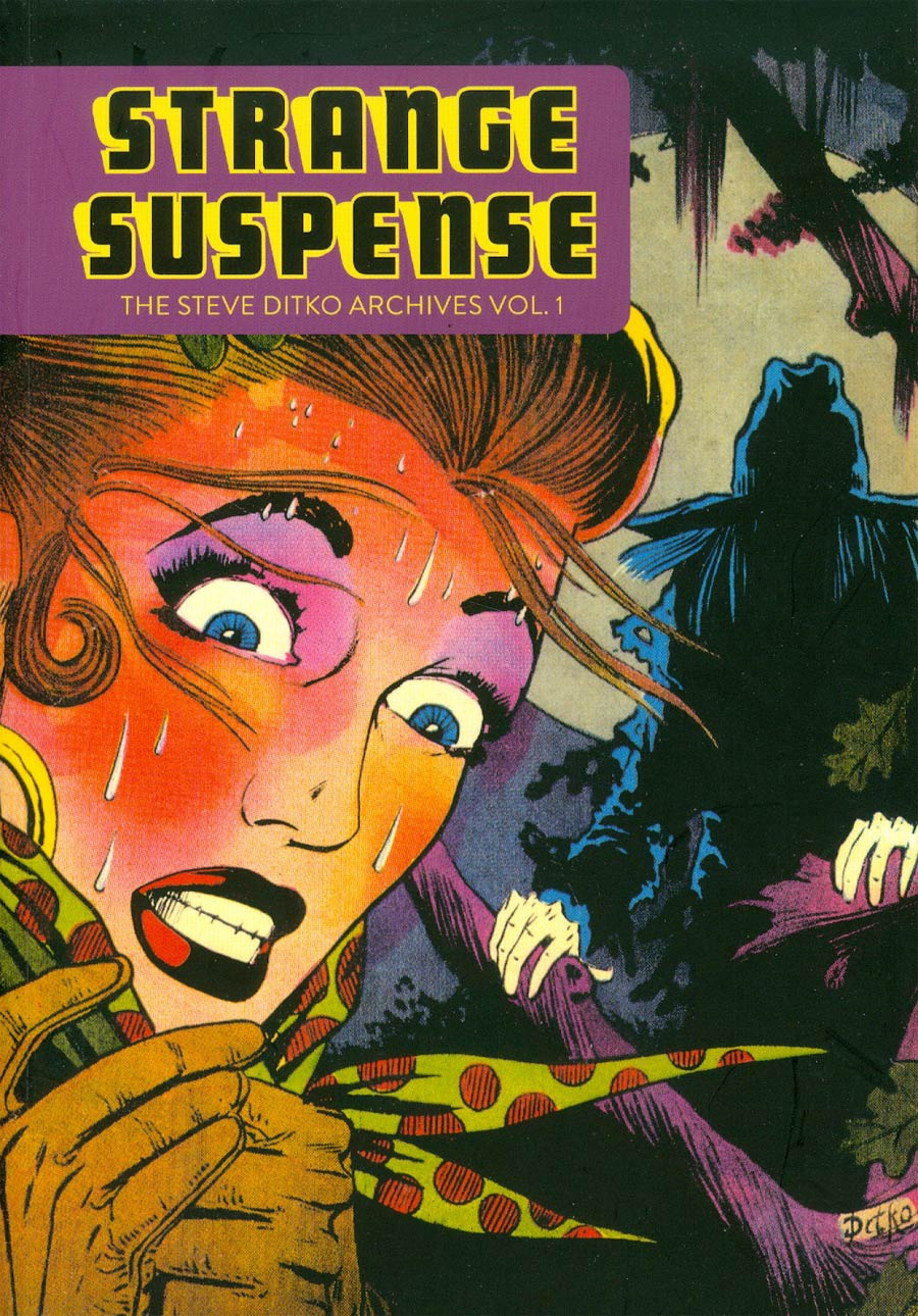 Strange Suspense Steve Ditko Archives Vol 1 TP