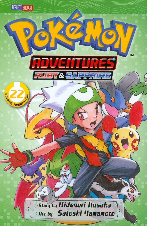 Pokemon Adventures Vol 22 Ruby & Sapphire GN