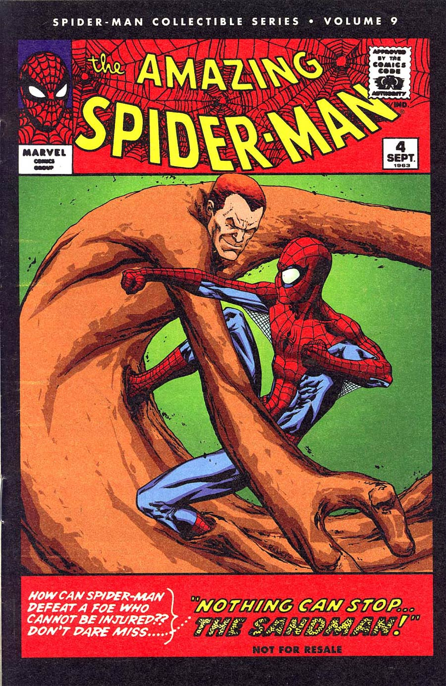 Spider-Man Collectible Series #9