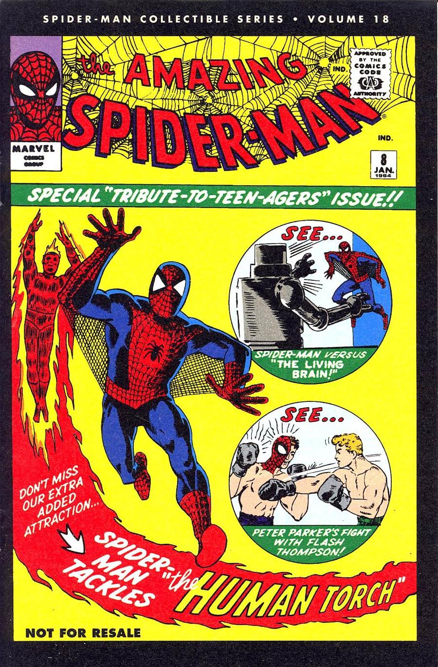 Spider-Man Collectible Series #18