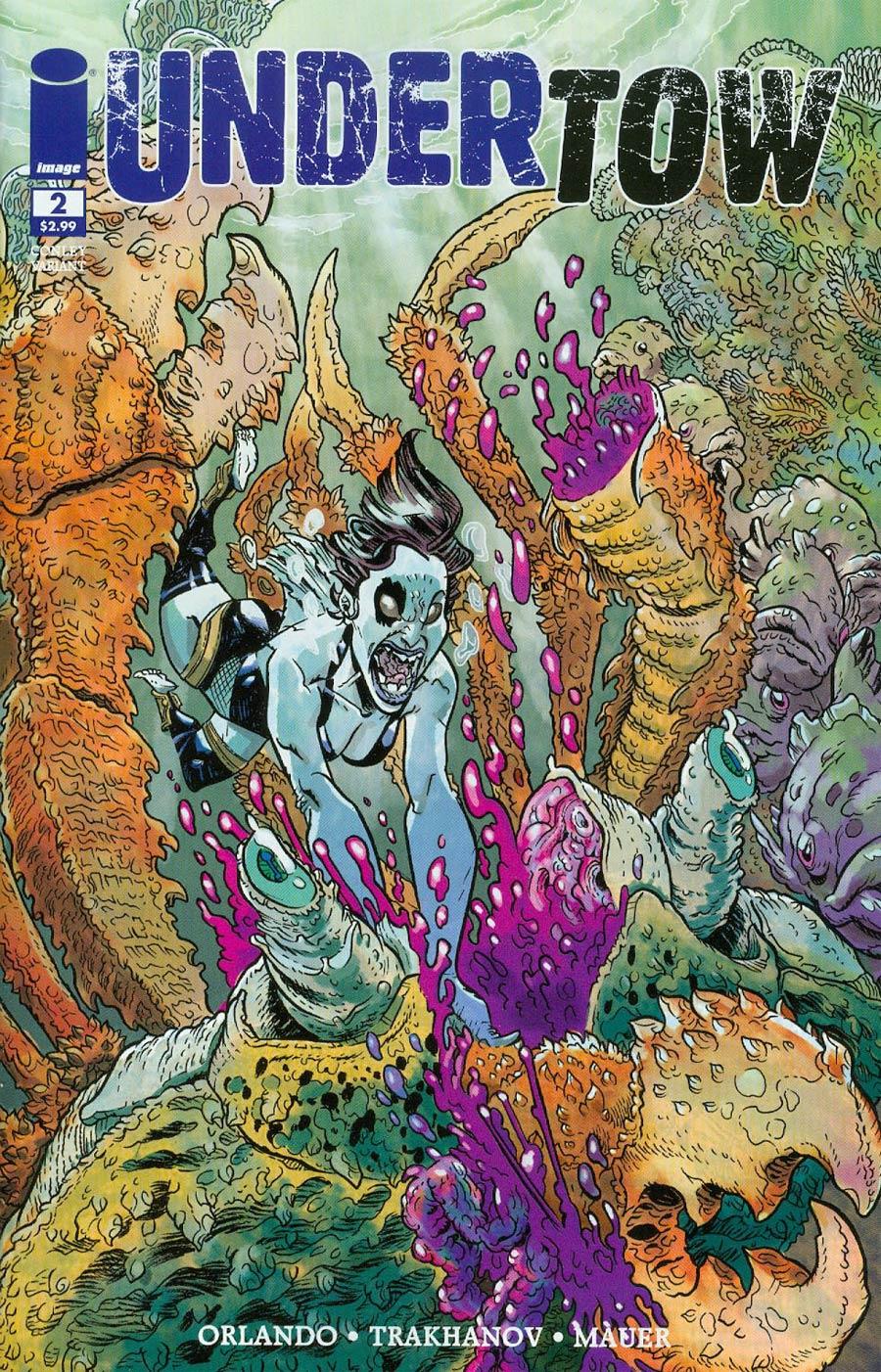 Undertow #2 Cover B Aaron Conley