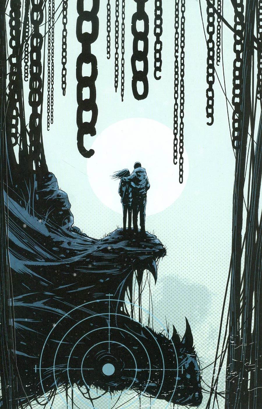 Curse #3 Cover B Incentive Colin Lorimer Virgin Variant Cover