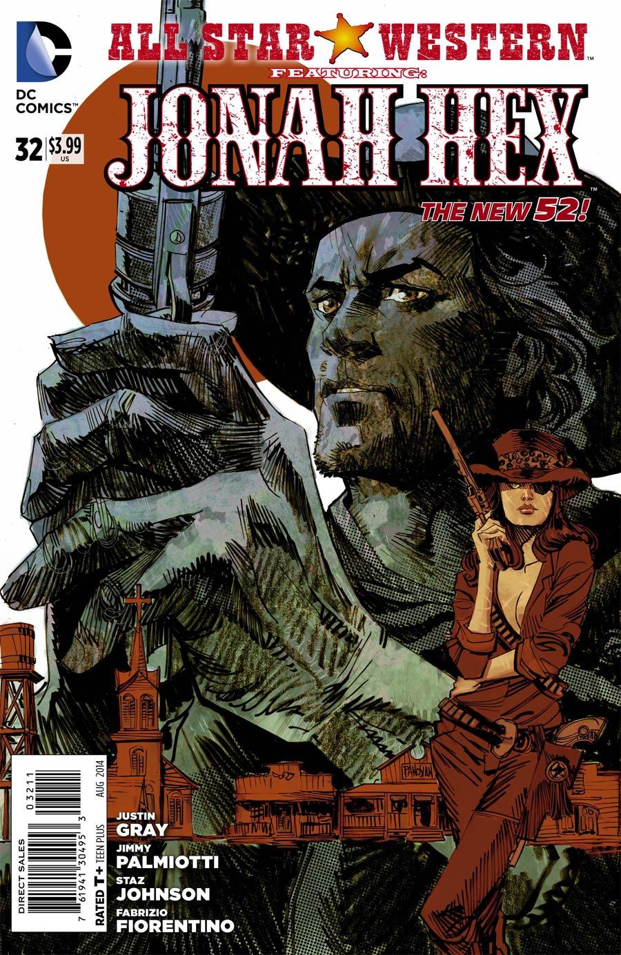 All Star Western Vol 3 #32