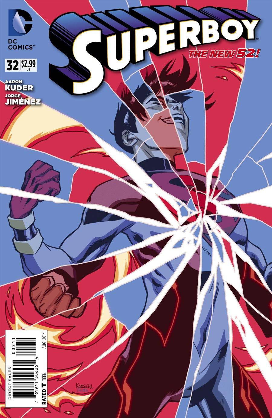 Superboy Vol 5 #32