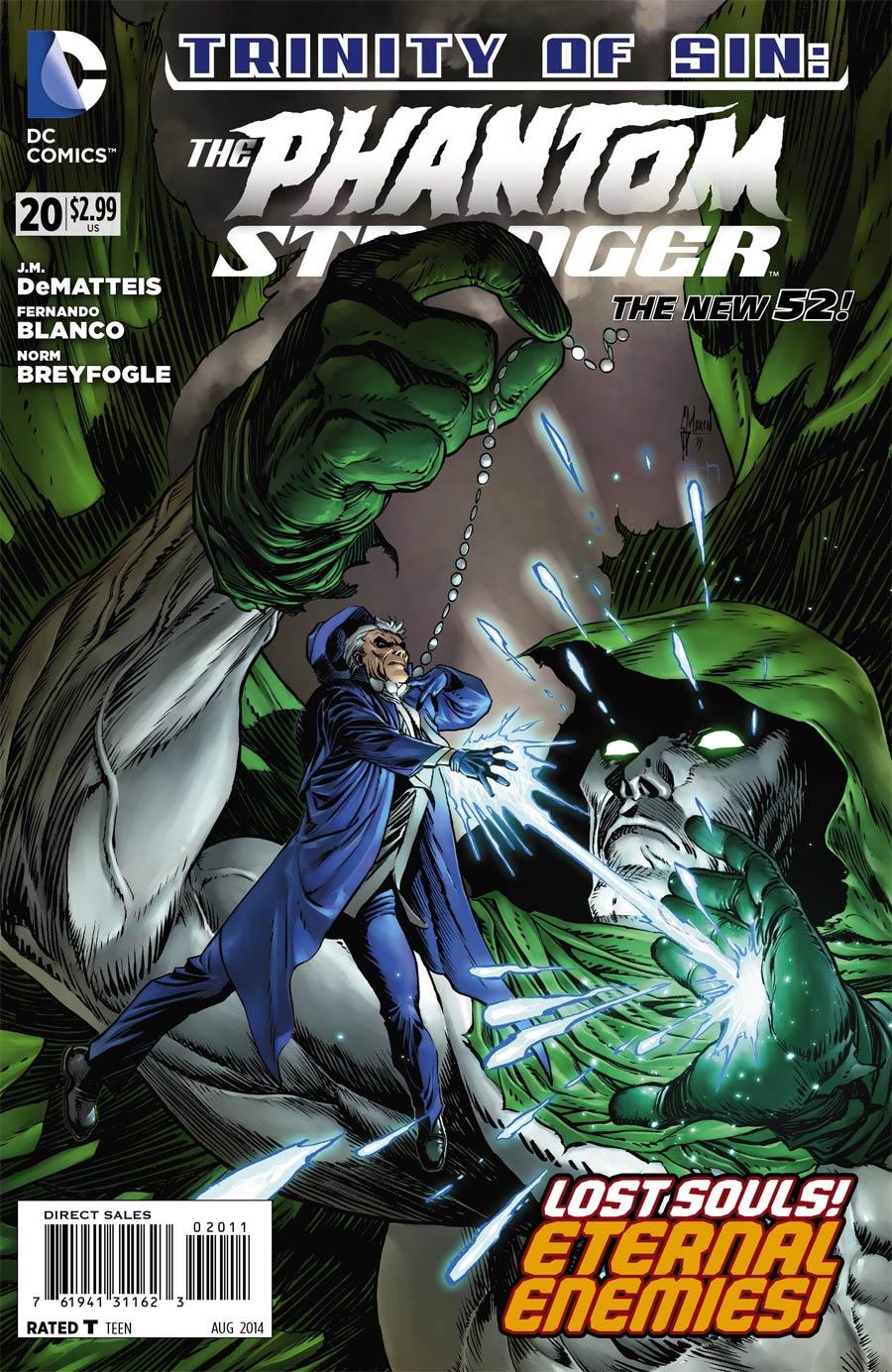 Trinity Of Sin Phantom Stranger #20