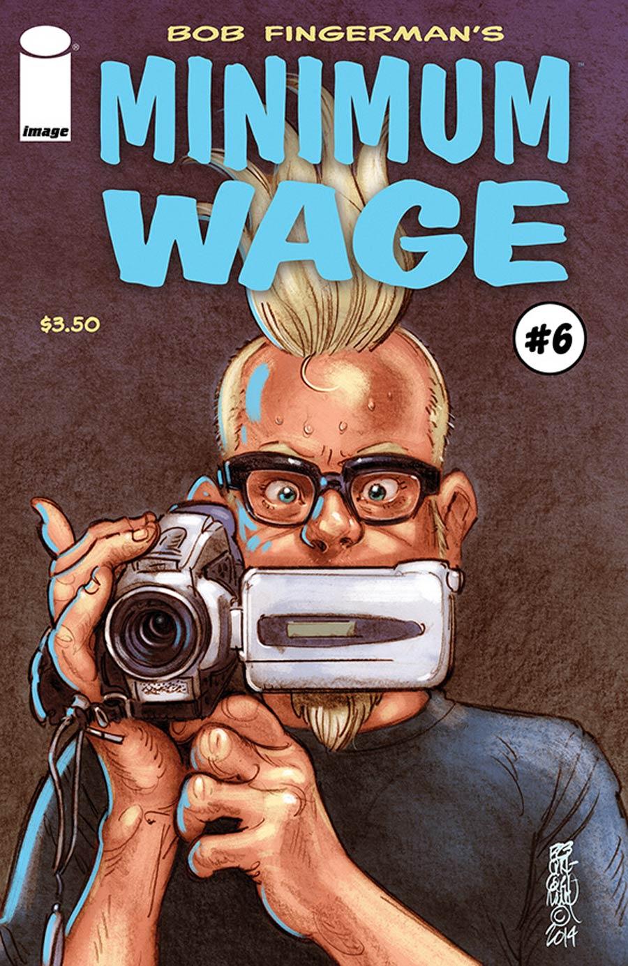 Minimum Wage Vol 3 #6