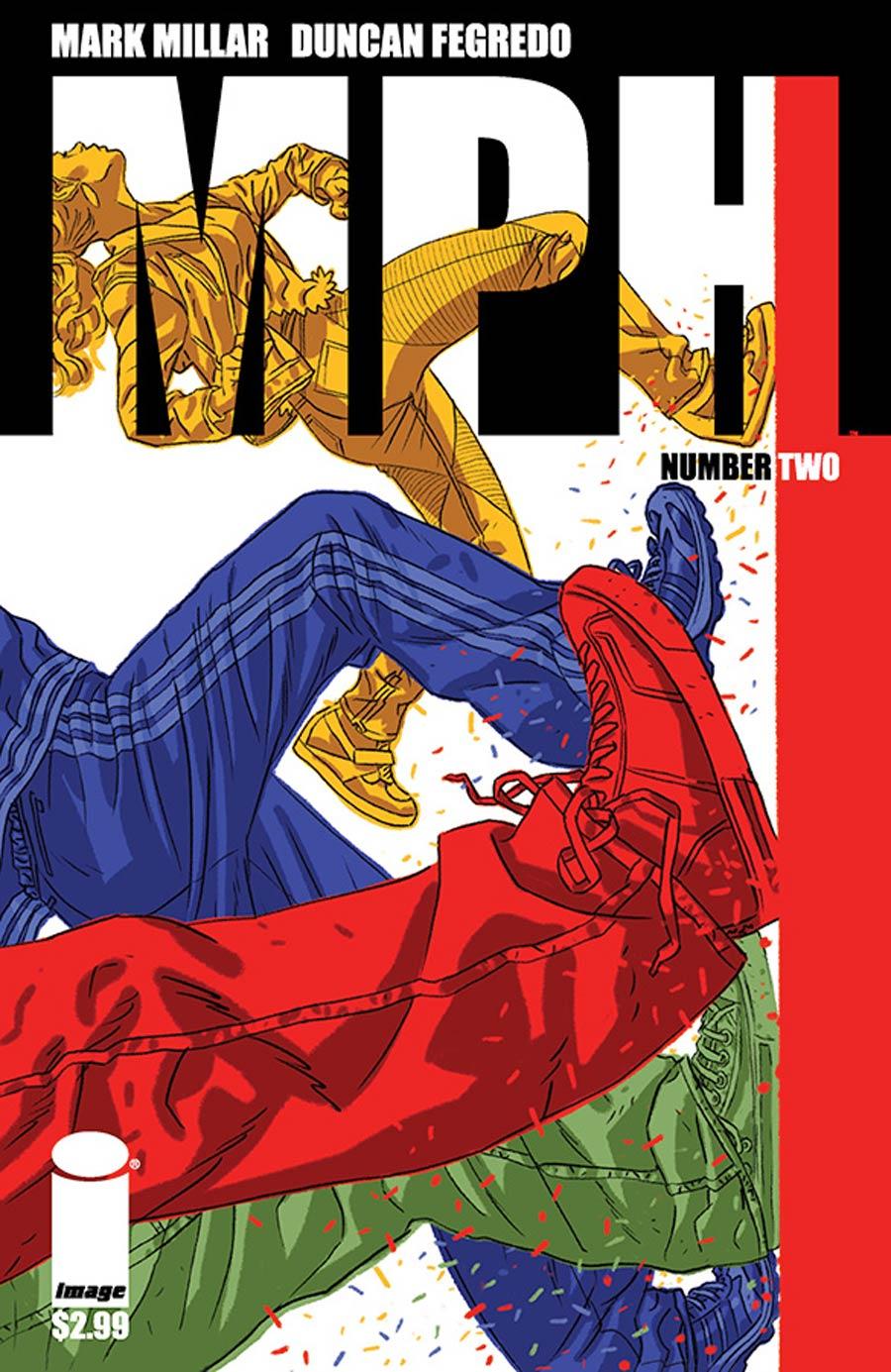 MPH #2 Cover A Regular Duncan Fegredo Cover