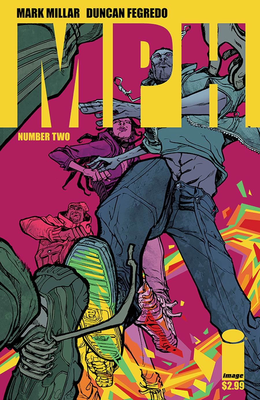 MPH #2 Cover B Variant Eric Canete Cover