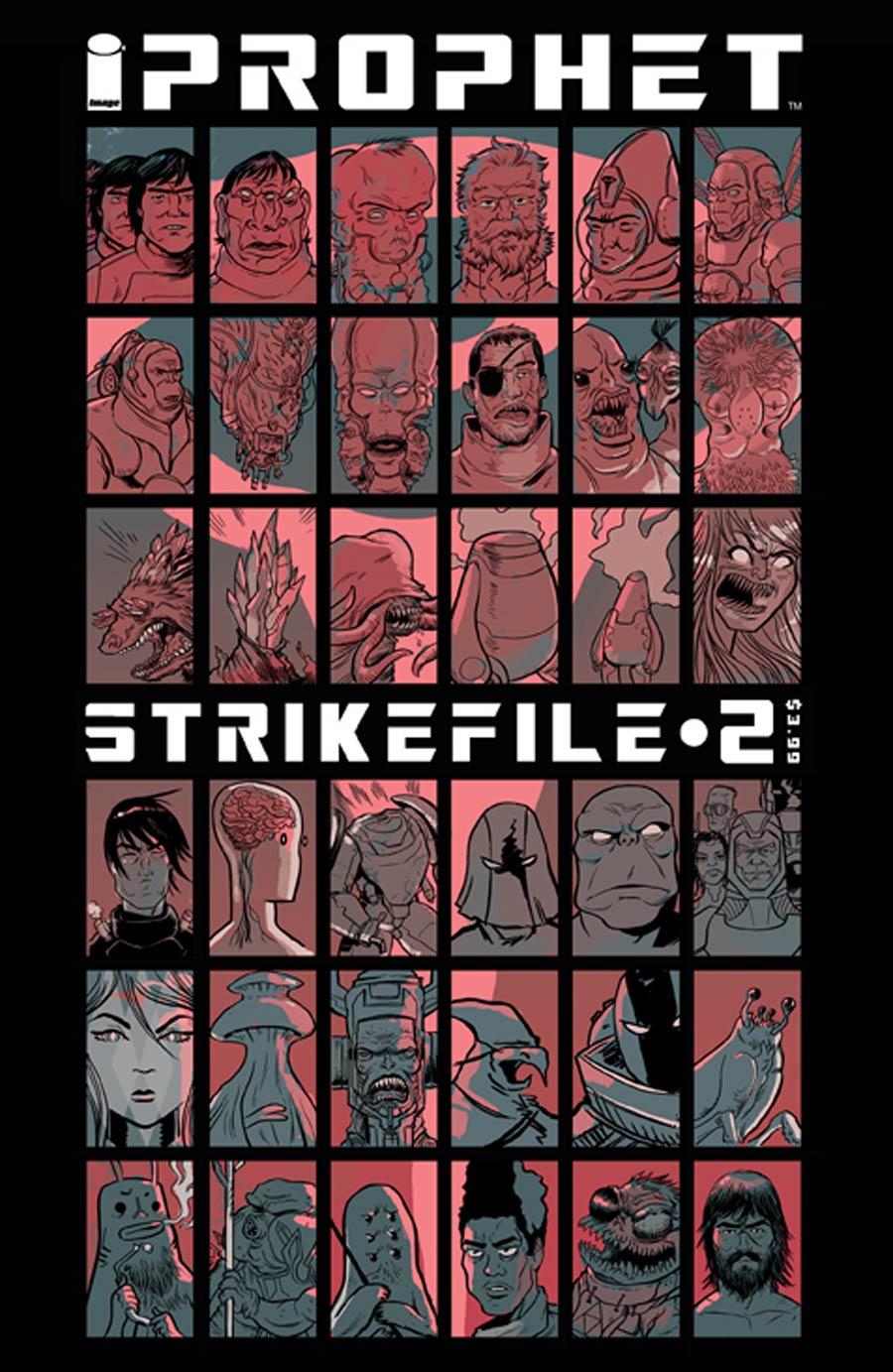 Prophet Strikefile #2