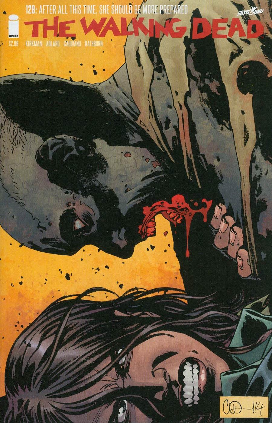 Walking Dead #128