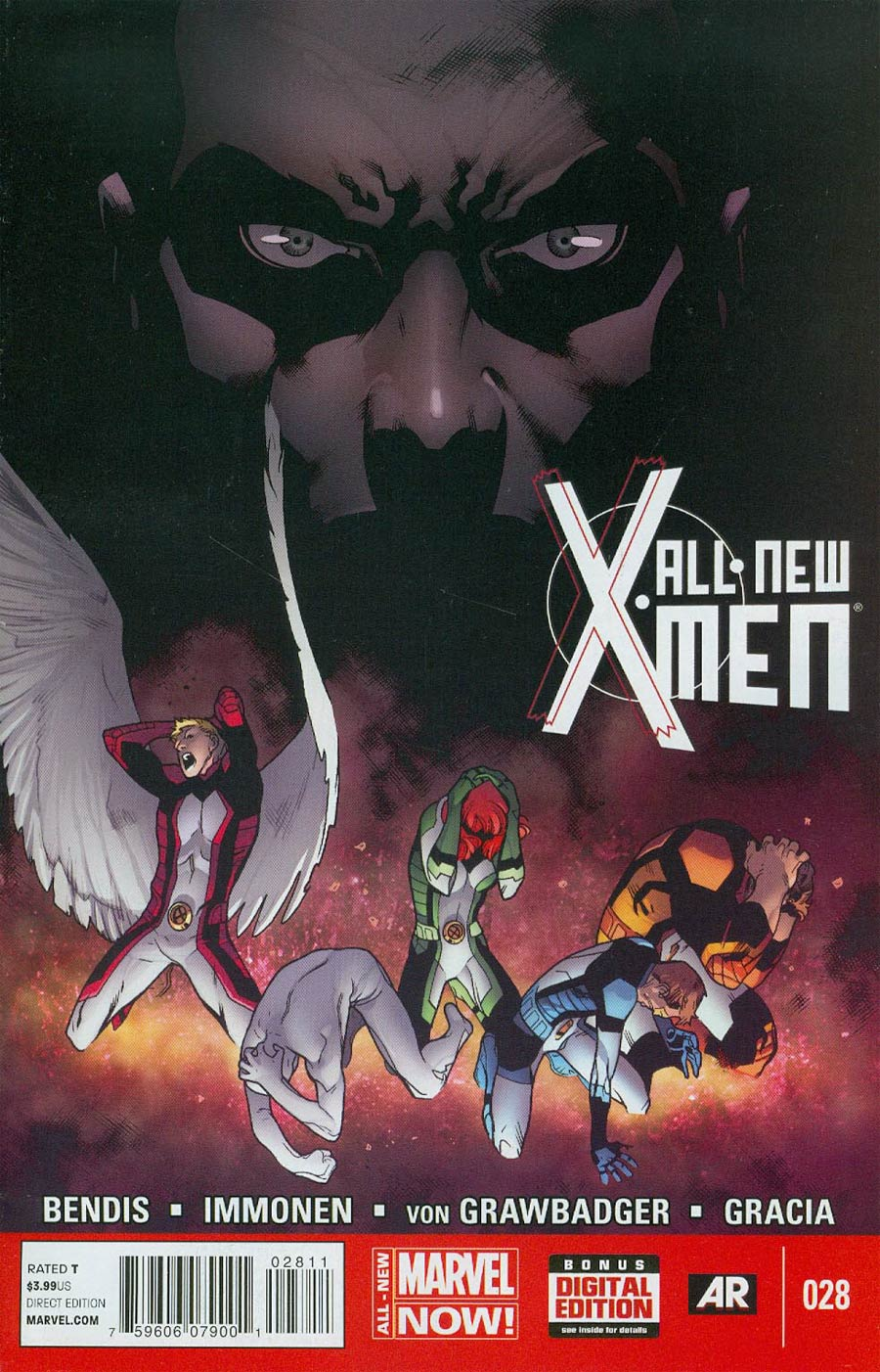 All-New X-Men #28 Cover A 1st Ptg Stuart Immonen Cover