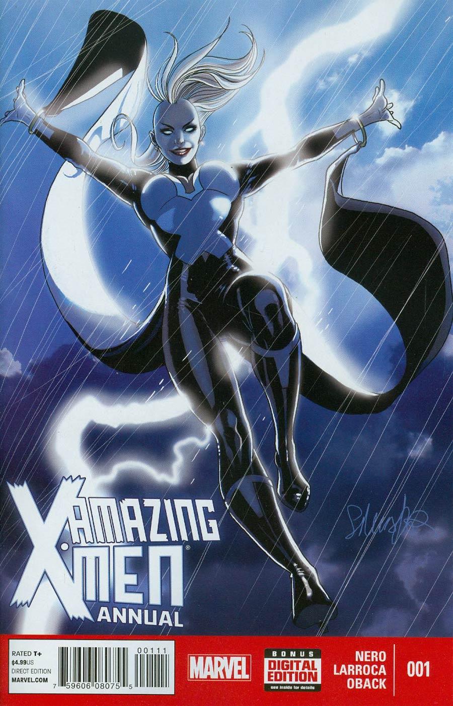 Amazing X-Men Vol 2 Annual #1