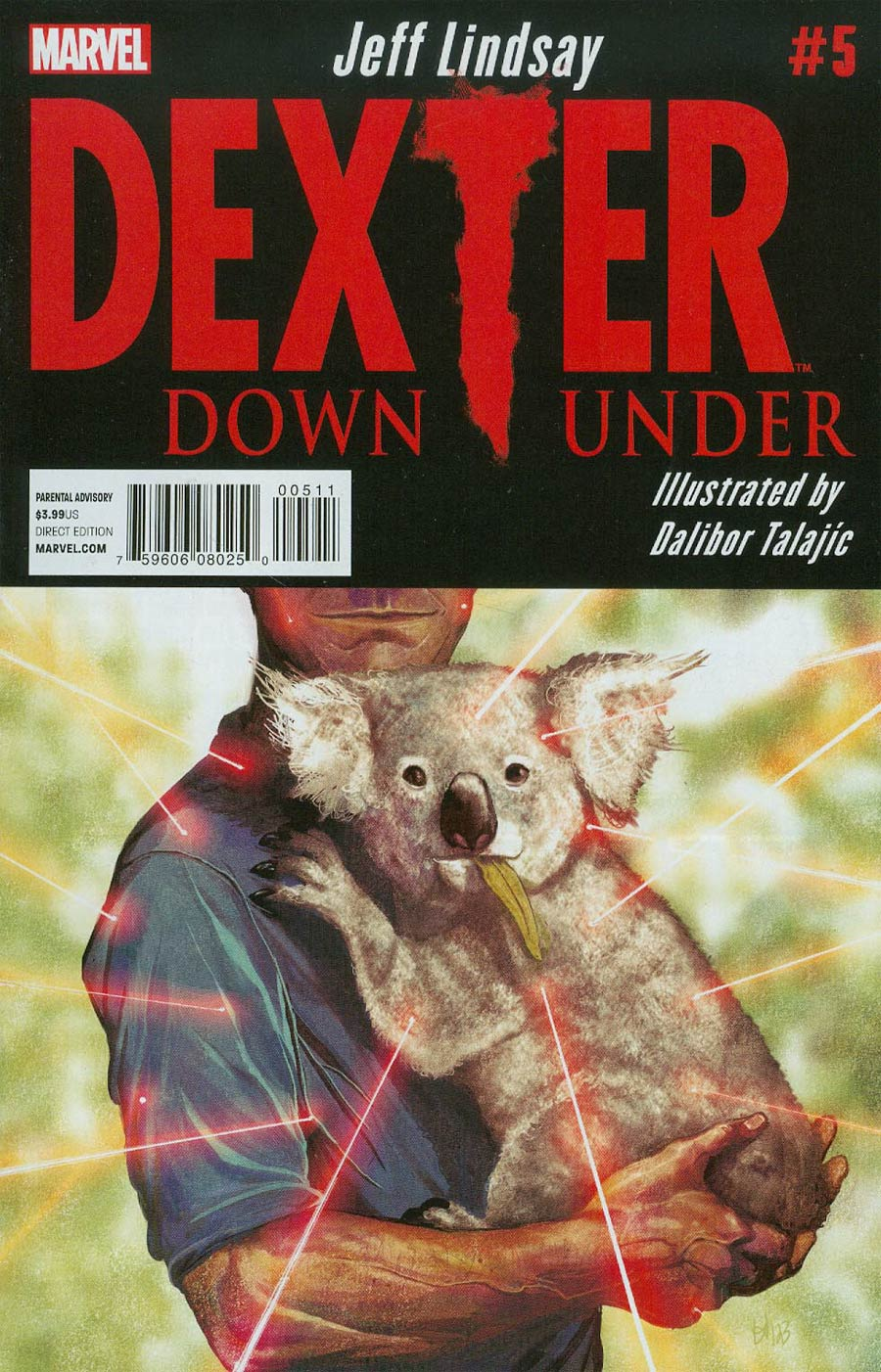 Dexter Down Under #5