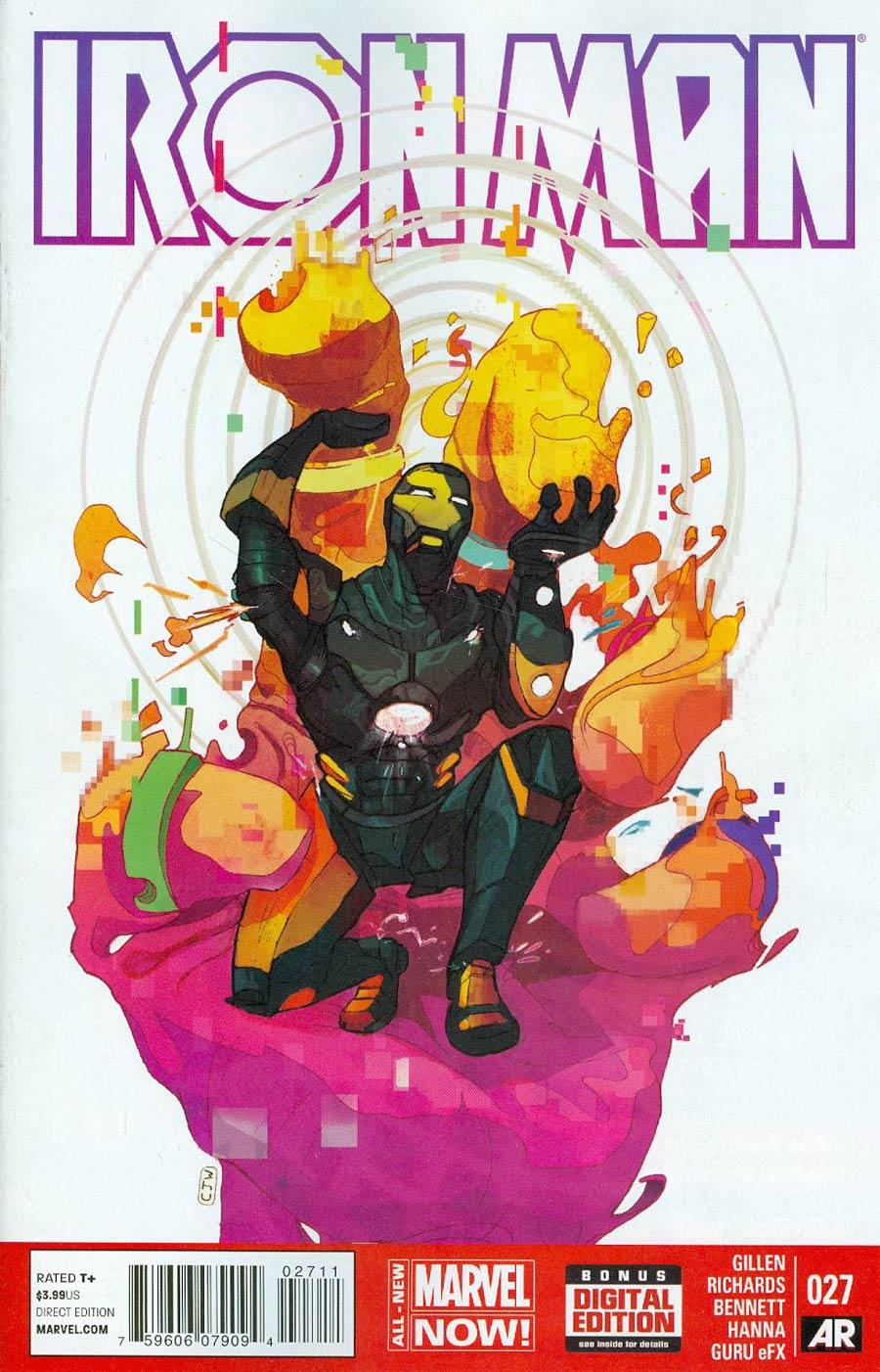 Iron Man Vol 5 #27