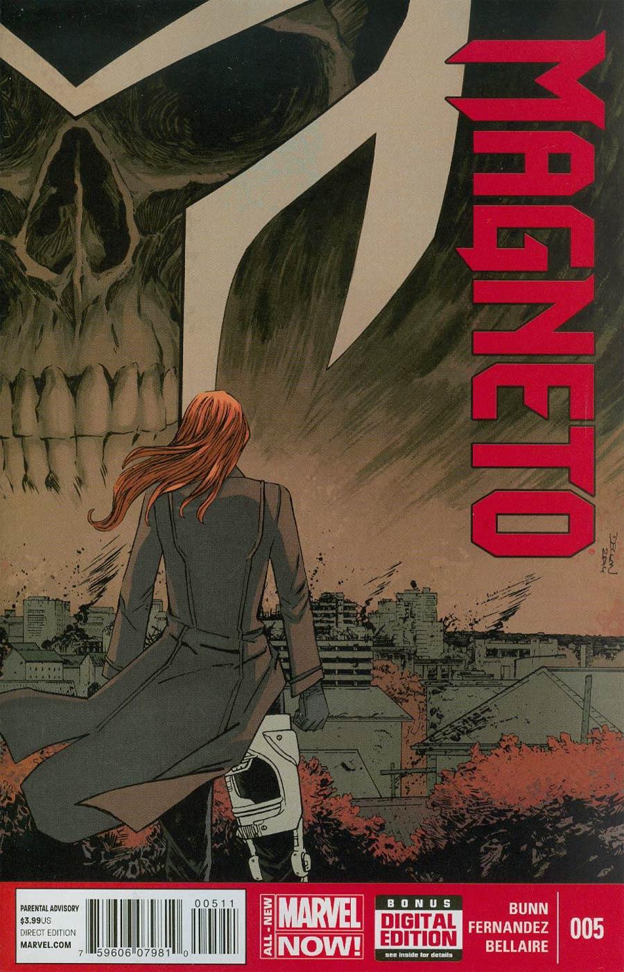 Magneto Vol 3 #5